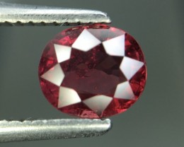 Natural Cherry Red Garnet Awesome Color ~ Africa Pk12