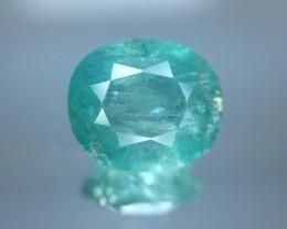 Rare Clarity 3.03 Cts Grandidierite World Class Rare Gem ~ Madagascar Pk12