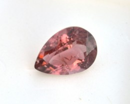 3.800 ct Red Tourmaline     JC