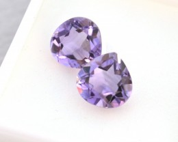 4.965 ct Amethyst Matched Set     JC