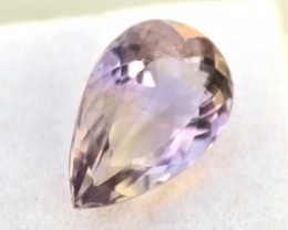 10.700 Carat Pear Cut Blended Ametrine     JC