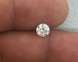 (B5) Marvelous $1915 IGL Certified 0.73ct. Round White Diamond