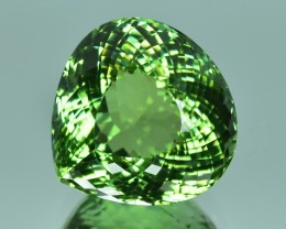 18.40 Cts Elegant Wonderful Natural Green Tourmaline