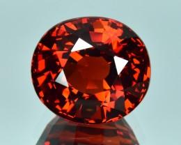 14.58 Cts Fabulous Superb Lustrous Natural Fine Stone  Spessartite Garnet