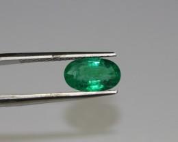 2.04 Carat Emerald from Panjshir Afghanistan