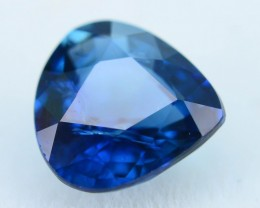 GiL Certified 1.47 ct  Amazing Blue Sapphire SKU.9