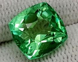 5.25CT GREEN SPODUMENE BEST QUALITY GEMSTONE IGC446