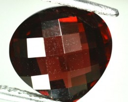 8.01 Cts Natural Red Garnet Heart Mix Pear African Gem