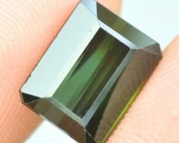 3.45 cts Natural green color afghan tourmaline gemstone
