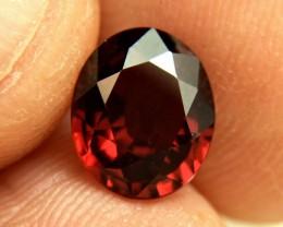 2.83 Carat African Rhodolite Garnet - Gorgeous