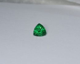 Magnificent 5.41 Carat Fantasy Cut  Panjshir Emerald