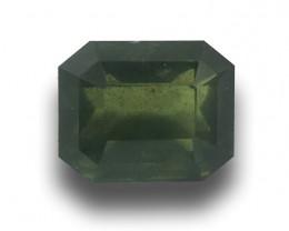 Natural Green Sapphire|Loose Gemstone| Sri Lanka - New