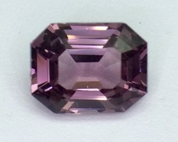 3.75 Crt Gil Certified Unheated Spinel Top Luster Top Cut Gemstone