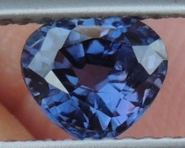 1.04cts Unheated Color Change Sapphrie