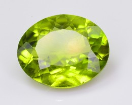 4.15 Ct Superb Color Natural Green Peridot