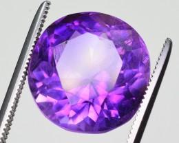 10.30 Ct Beautiful Color Natural Amethyst Gemstone