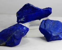 516 CT Natural - Unheated lapis lazuli Rough