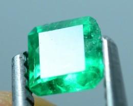 AAA Grade Columbian Emerald 0.56 ct SKU.6