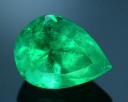 Amazing Colombian Emerald 0.80 ct SKU.6