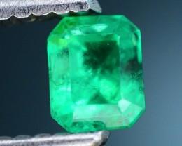 Luminescent Columbian Emerald 0.44  ct SKU.6