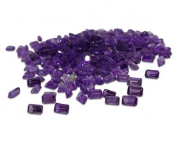35 Stones - 9.45 ct Amethyst 5x3mm Octagon