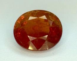 8.16 Crt Natural Spessartite Faceted Gemstone St01