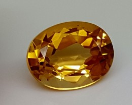 1.80 Cts CITRINE Best Grade Gemstones JI 51