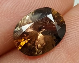 1.75 Cts RARE AXINITE Best Grade Gemstones JI 51