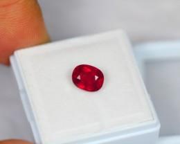 1.99ct Natural Ruby Oval Cut Lot GW1400