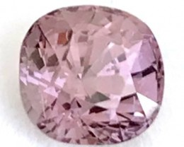 Cushion Cut 1.93ct Purple Pink Spinel - Burma  F101