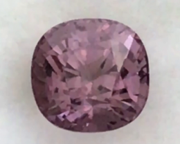 Cushion Cut 1.93ct Purple Pink Spinel - Burma  F101 H639