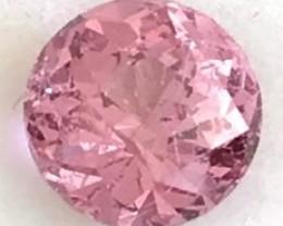 1.25ct Custom Cut Pink Spinel - Tajikistan F103