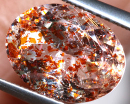 3.02CTS TANZANIZA SUNSTONE OVAL FACETED TBM-1141