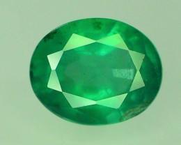 Top Color 1.80 ct Natural Emerald