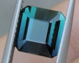 3.25cts Blue Tourmaline,  Indicolite,   Untreated,  Clean
