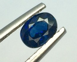 0.70 Crt Natural Unheated Sapphire Faceted Gemstone (995)