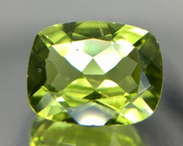 2.35 Crt Peridot Faceted Gemstone (R 184)