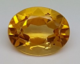 1.70 Cts CITRINE  Best Grade Gemstones JI 52