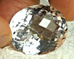 63.25 Carat Dual Sided African Snowflake Quartz - Superb