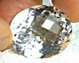63.25 Carat Dual Sided African Snowflake Quartz - Superb
