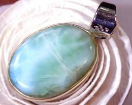 11.45-LARIMAR BABY BLUE CAB  CTS  SG-2619
