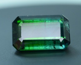 7.60 ct Bi Color Tourmaline Nigeria SKU.15