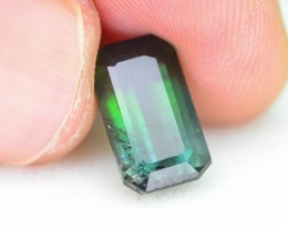 4.17 ct Bi Color Tourmaline Nigeria SKU.15