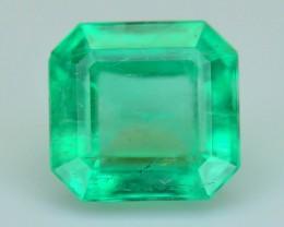 Luminescent Columbian Emerald 0.93 ct SKU.6