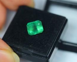 2.96Ct Natural Zambia Emerald Lot LZ609