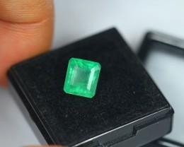 2.95Ct Natural Zambia Emerald  Lot LZ610