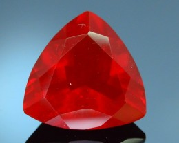 Rare Color 2.56 ct Mexican Fire opal SKU.3
