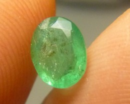 1.23cts  Emerald , 100% Natural Gemstone