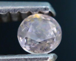 Gil Cert Rarest Taaffeite 0.21 ct Forbes' 2nd Expensive Mineral SKU.3