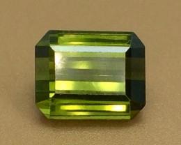 3.76 Crt Natural Tourmaline Beautiful Faceted Gemstone (996)